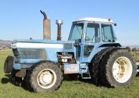 Ford TW-30 MFWD Tractor