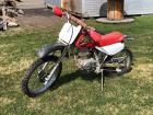2000 Honda XR100 Dirt Bike