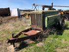 Self-Contained Air Compressor, Log Trailer and Bridge Parts