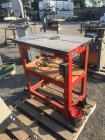 Hawk Routershop Router Table with Router