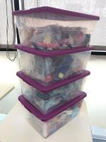 4-Boxes of Cake Decorations & Figurines